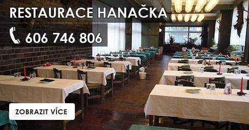 Restaurace Hanačka